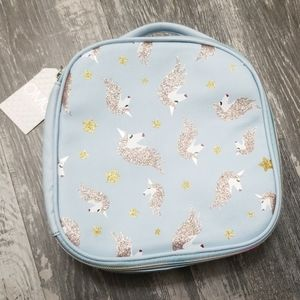 Other - NWT 3/$20 OMG Accessories Unicorn Lunch Bag